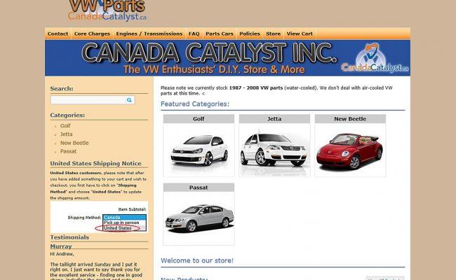 Canada Catalyst