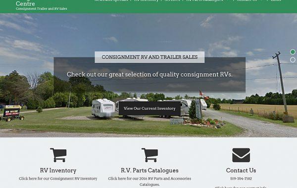 Client Website: Longwoods RV