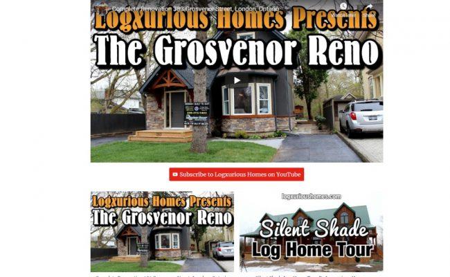Logxurious Homes